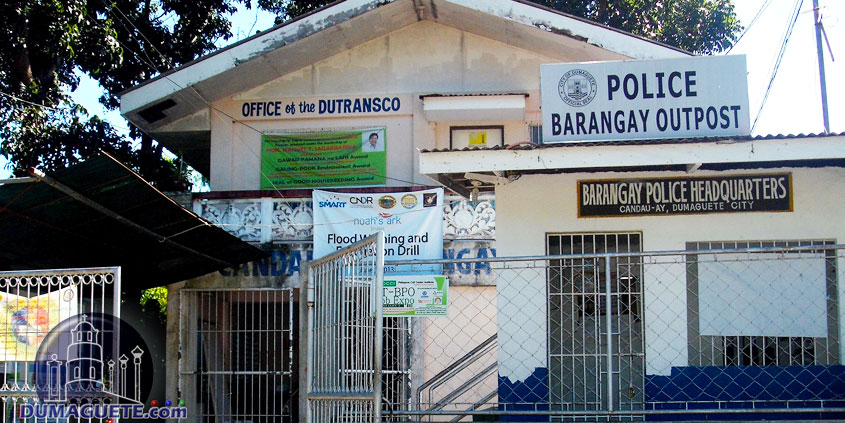 Barangay Hall in Bantayan