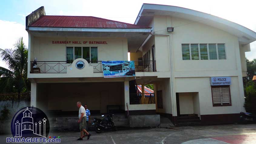 Barangay Hall in Batinguel