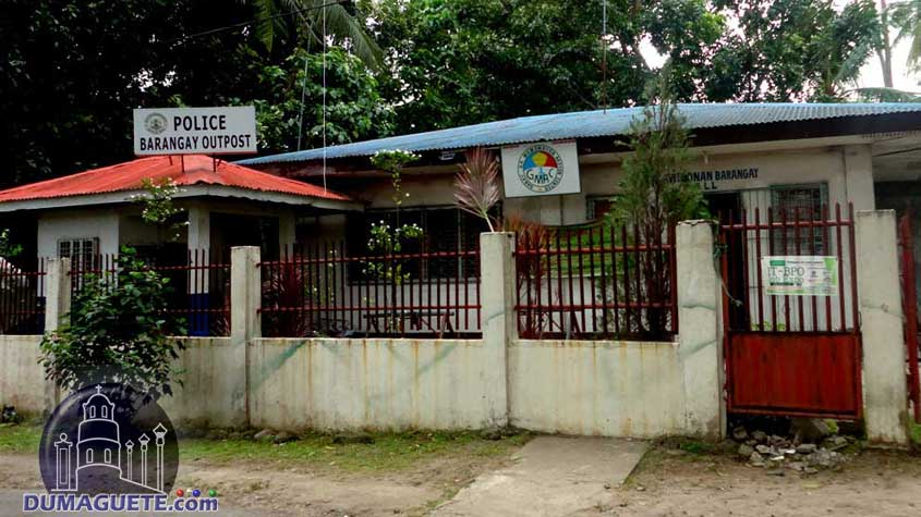 Barangay Hall in Cadawinonan