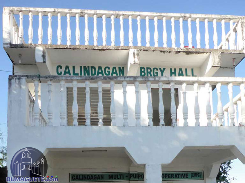 Barangay Hall in Calindagan