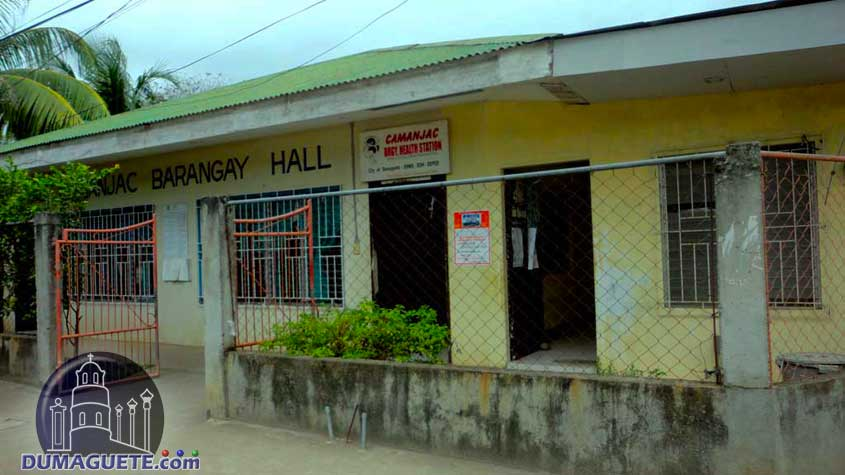 Barangay Hall in Camanjac