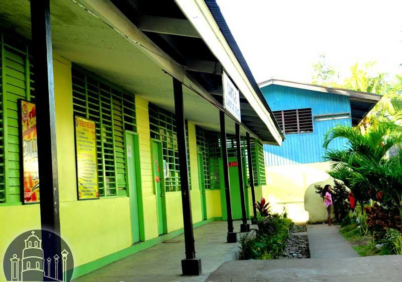 Cantil-E Elementary School