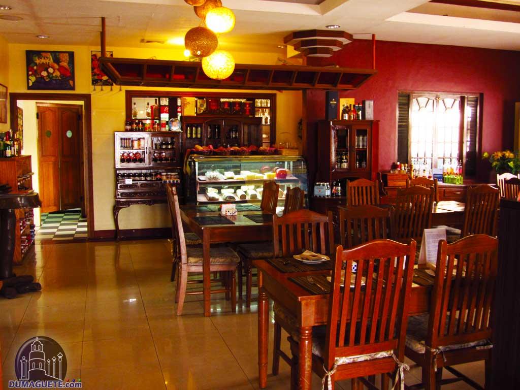 Casablanca Restaurant Dumaguete