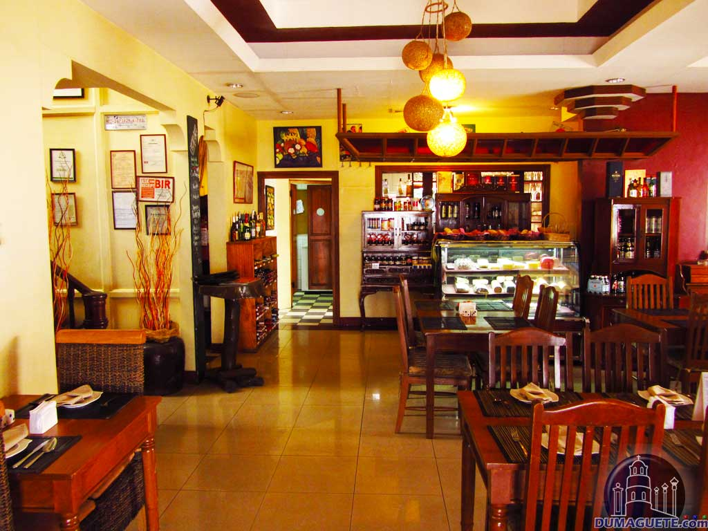 Best Restaurant In Dumaguete City