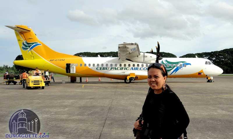 Cebu Pacific in Dumaguete