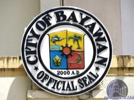 City of Bayawan - Official Seal