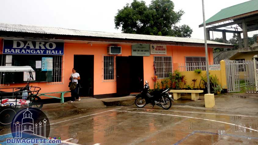 Barangay Hall in Daro