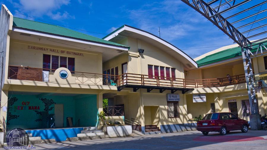 Dumaguete Batinguel 2017 Barangay Hall