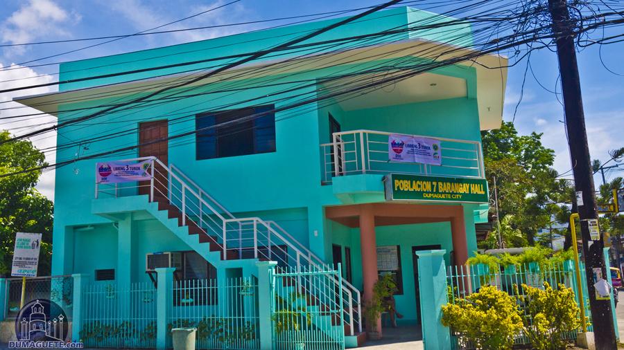 Dumaguete Poblacion 7 Mangga 2017 Barangay Hall