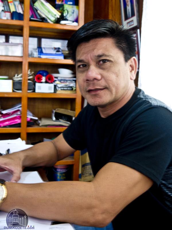 Dumaguete Pulantubig Barangay Captain 2017 Ramil Q. Cornelia