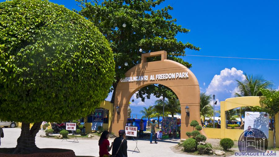 Guihulngan City Freedom Park