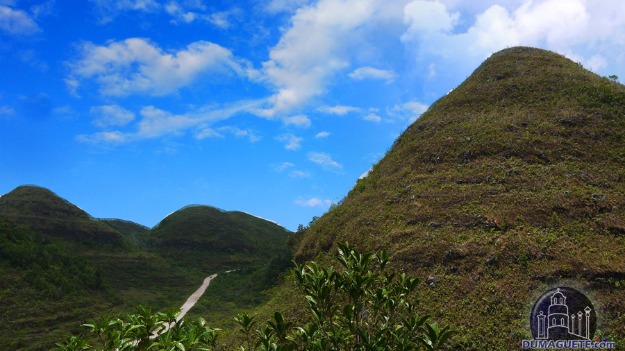 Hinakpan Chocolate Hills Negros Oriental