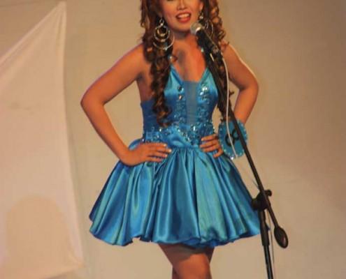 Production Number - Miss Dumaguete 2012