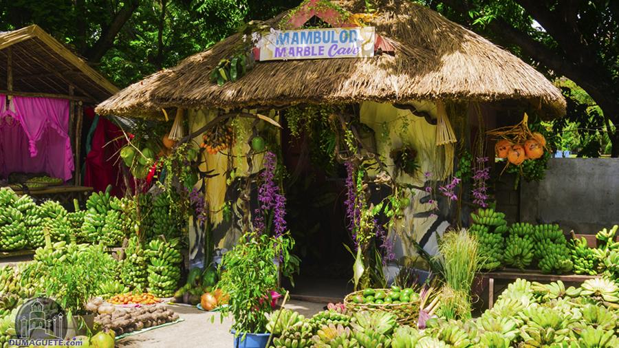 La Libertad 2017 booths Barangay Manbulod