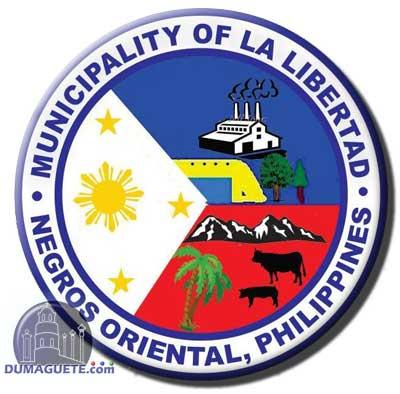 Seal of La Libertad -Negros Oriental