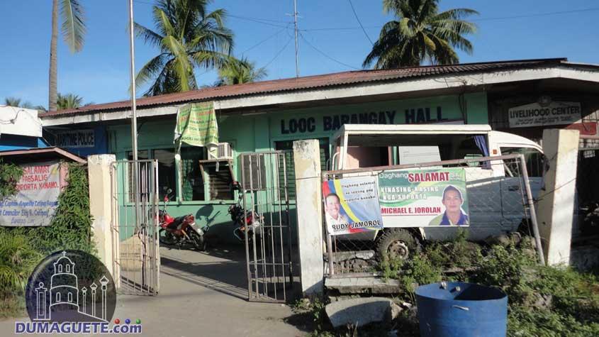 Barangay Hall in looc