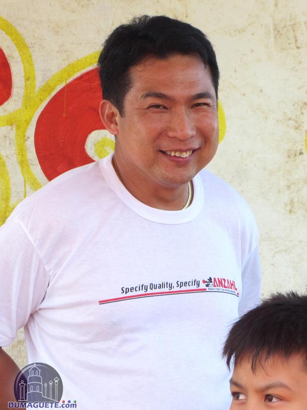 Mabinay 2017 Mayor Ernie Jango T. Uy