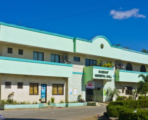 Mabinay Municipal Hall Building