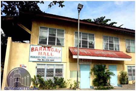 Mangnao-Canal Barangay Hall