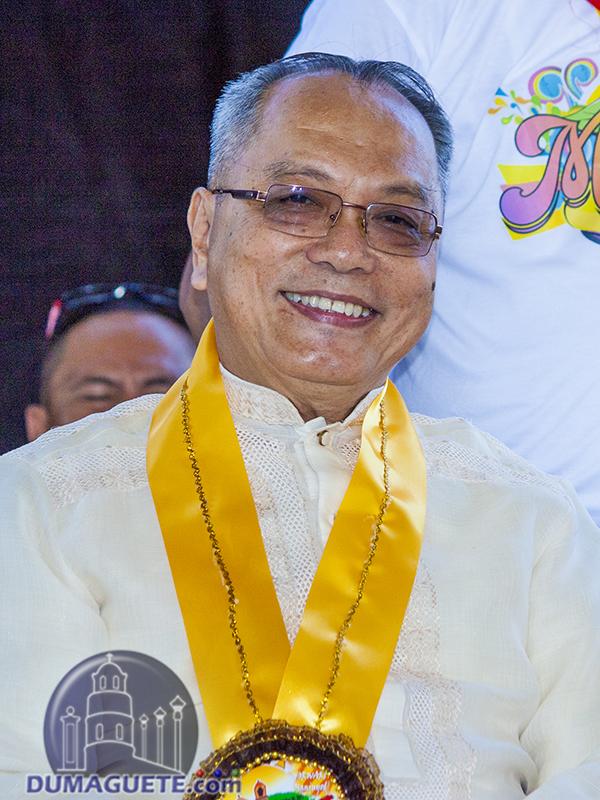 Manjuyod Negros oriental mayor 2017 Felix Andaya Sy