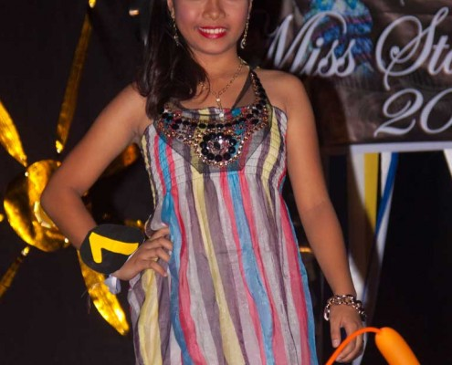 Miss Santa Cruzan Tabuc Tubic