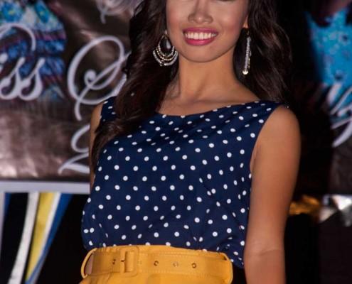 Miss Santa Cruzan Tabuc Tubig