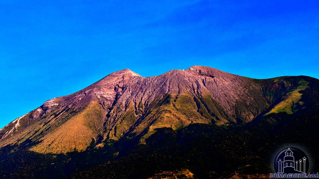 Mt. Kanlaon Volcano