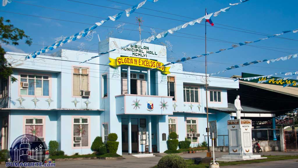 Municipal Hall in Sibulan