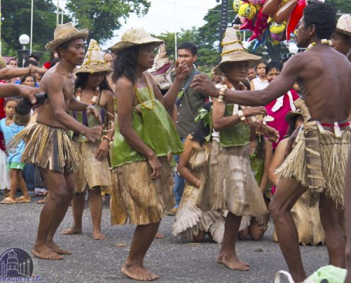 Native Negros People of The Philippines