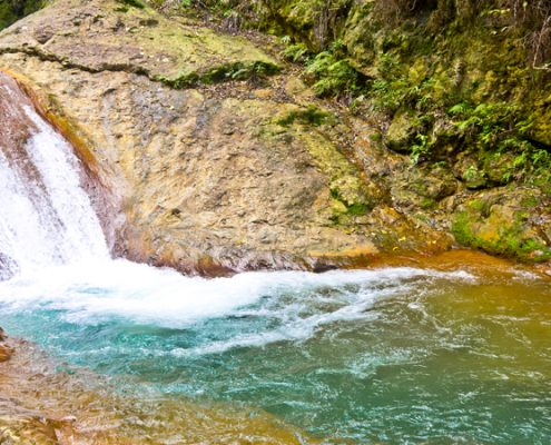 Pamplona - Palaypay Falls Brgy Abante