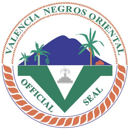 Official Seal of Valencia - Negros Oriental