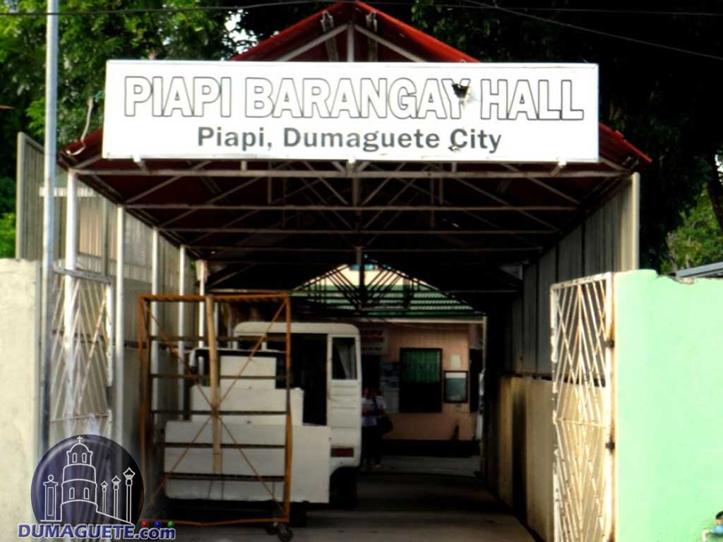 Barangay Hall in Piapi