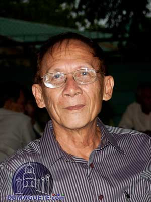 Anthony Ozoa - Barangay Captain