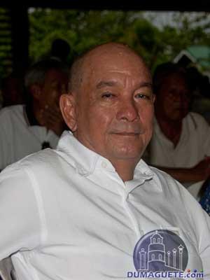 Barangay Captain Jorge Tomas Po