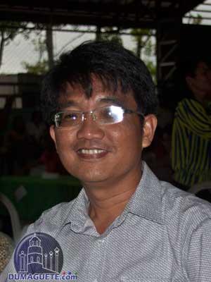 Barangay Captain Bernardo Sun