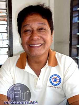 Barangay Captain - Reynaldo A Caballes