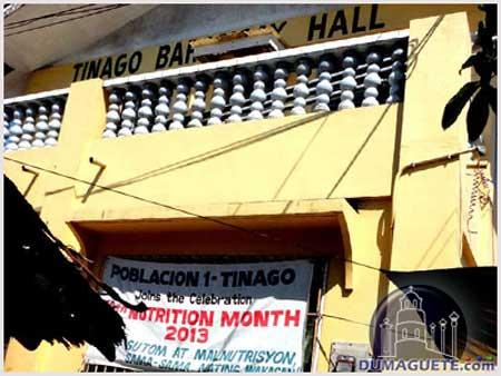 Barangay 1 - Tinago Barangay Hall