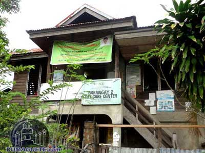 Barangay Hall Poblacion 2 Upper Luke Wright