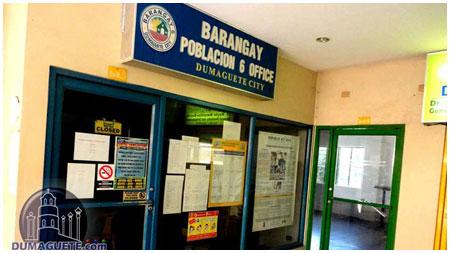 Barangay Office Poblacion 6 - Cambagroy