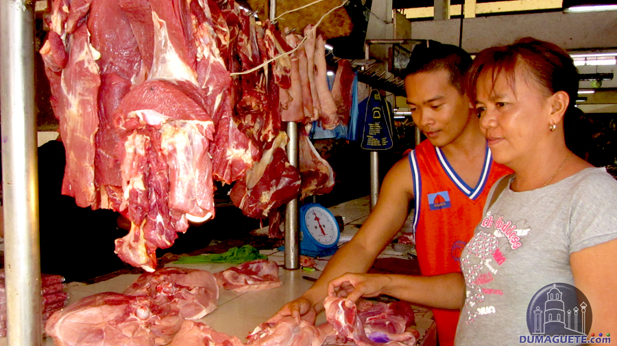 Public Market Building 1 Meat Area