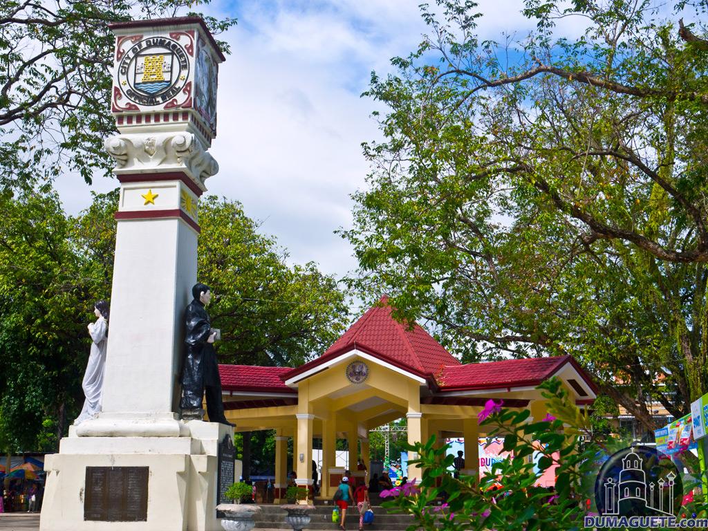 Quezon Park - Dumaguete City