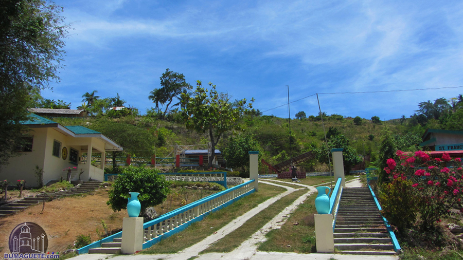 Vallehermoso Negros oriental Saint Francis High School