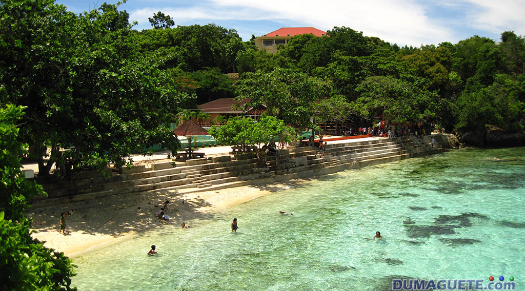 Salagdoong Beach in Siquijor