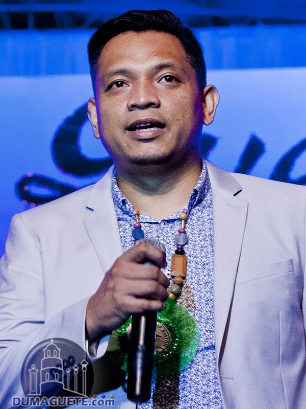Siaton Negros Oriental Mayor 2017 Fritz Cezanne Diaz
