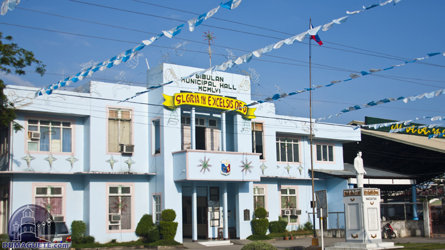 Sibulan Municipal Hall