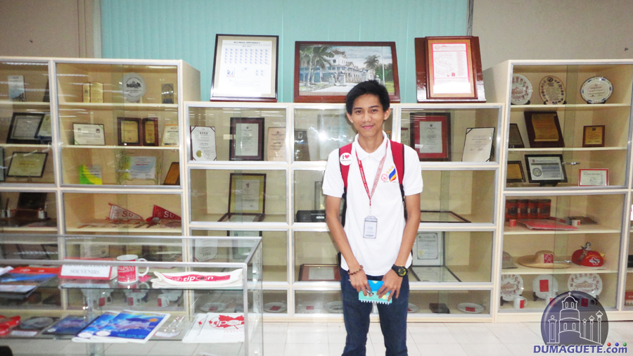 Silliman University Librarry awards
