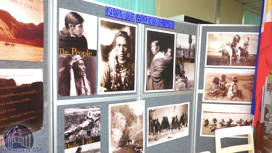 Silliman University Library Native American Posters