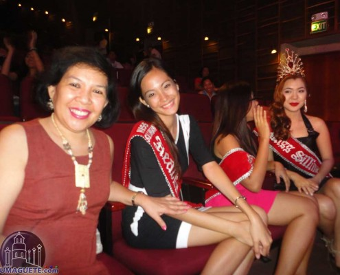 Miss Silliman 2014 Pre- Pageant