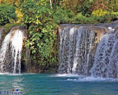 Siquijor tourist spots -Cambugahay Falls