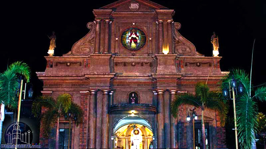 St-Catherine-of-Alexandria-Church Dumaguete